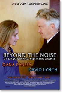 Dana Farley and David Lynch