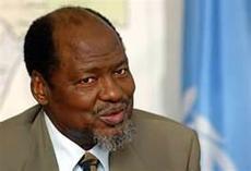 President Joachim Chissano