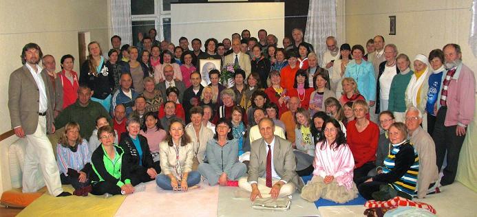 Invincible Ukraine  Assembly & CIC Course, 9 May, 2014—Jai Guru Dev
