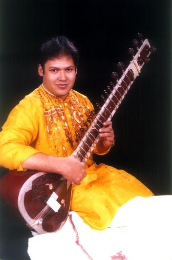 Pandit Prateek Chaudhuri